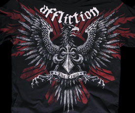 Affliction x Brandon Vera T-shirt