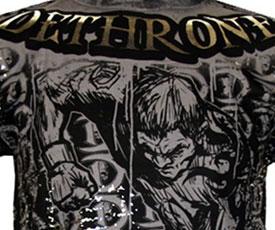 Dethrone x Jose Aldo WEC 44 Shirt