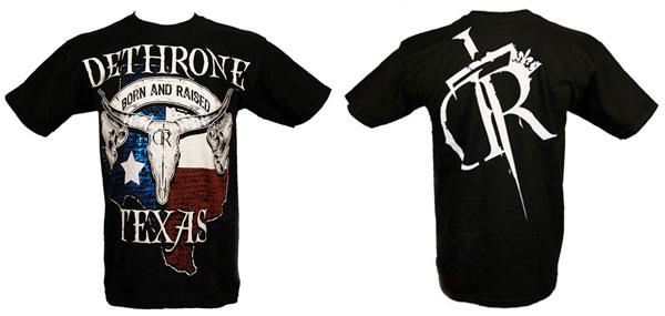 dethrone-mike-swick-shirt