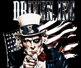 Driven Inc. T-shirts
