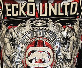 Ecko MMA x Michael Bisping T-shirt