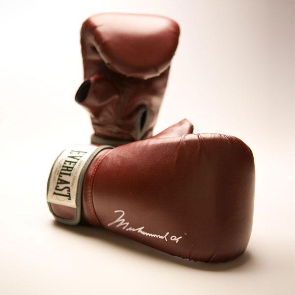 Everlast muhammad ali collection - Gants de boxe vintage ...