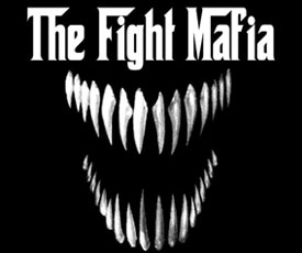The Fight Mafia x Dan Hardy Bandana