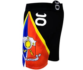 Jaco x Brandon Vera Fight Shorts