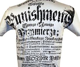 Punishment Athletics Relic T-shirt