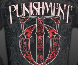 Punishment x Tito Ortiz Long Sleeve