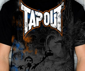 TapouT x Amir Sadollah T-shirt