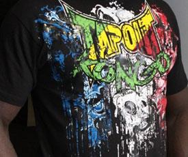 TapouT x Cheick Kongo T-shirt