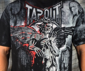 TapouT Mayhem Miller Signature Shirt