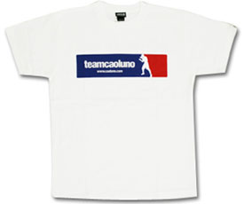 Team Caol Uno Major Logo T-shirt