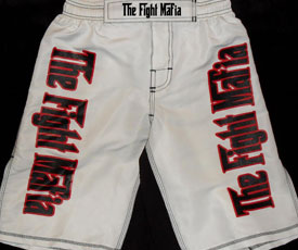 The Fight Mafia UFC 105 Fight Shorts