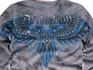 Affliction GSP Justice Thermal