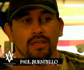 Video: Affliction Vision featuring Paul Buentello