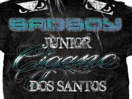 Bad Boy x Junior Dos Santos UFC 108 Walkout Shirt