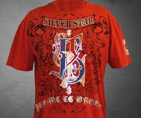 Silver Star x Jerome Le Banner T-shirt