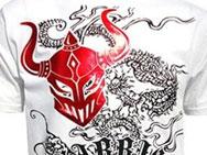 Warrior International Dragon T-shirt
