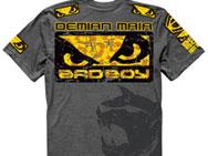 Bad Boy x Demian Maia UFC 109 T-shirt