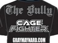 Cage Fighter x Gray Maynard UFN 20 T-shirt