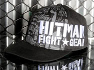 HITMAN Fight Gear Collage Hat