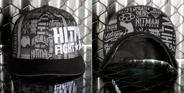 hitman fight gear collage hat � fighterxfashioncom