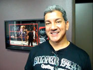 Video: Silver Star Interview with Bruce Buffer
