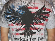 TapouT x American Top Team Team T-shirt