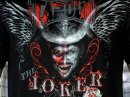 "TapouT x Mike ""The Joker"" Guymon T-shirt"
