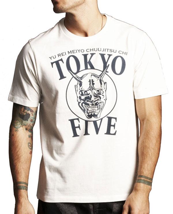 tokyo five five principles t shirt