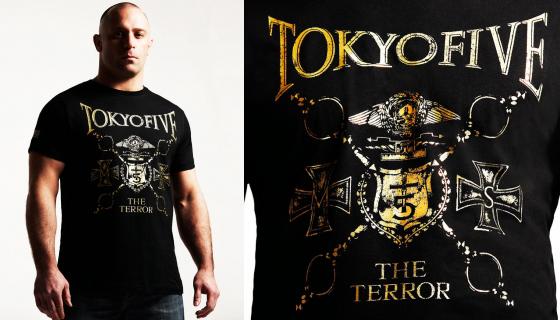 Terror in Tokyo Five Tokyo Five x Matt Serra