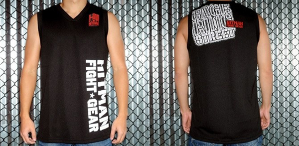 hitman fight gear vert jersey