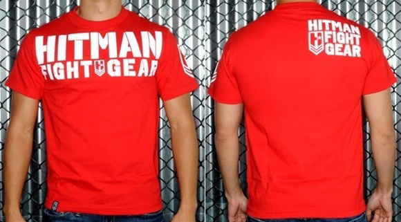 hitman fight gear all star team tshirt � fighterxfashioncom