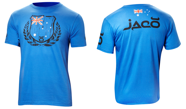 Jaco australia walkout t shirt for Design t shirts online australia
