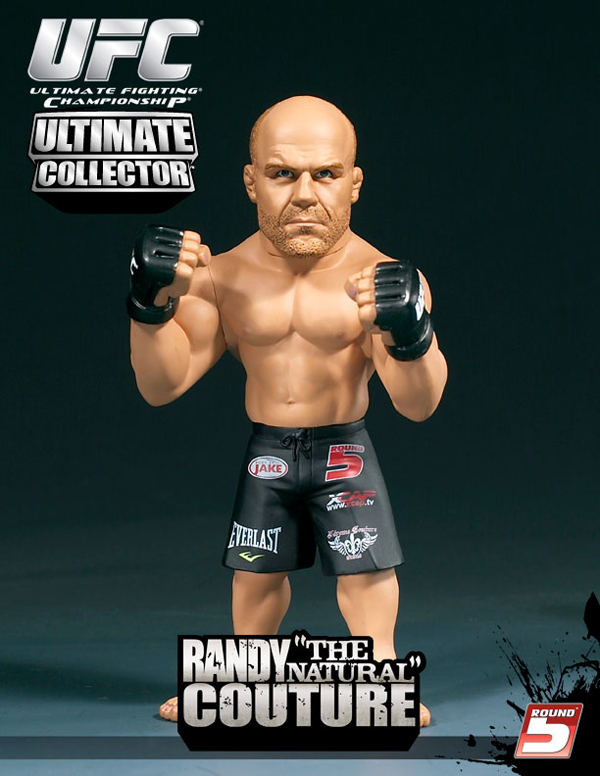 Round 5 Ufc Ultimate Collector Series 2 Fighterxfashion Com
