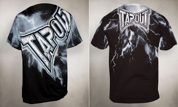 TapouT    The Storm    T-shirtTapout Shirt Designs