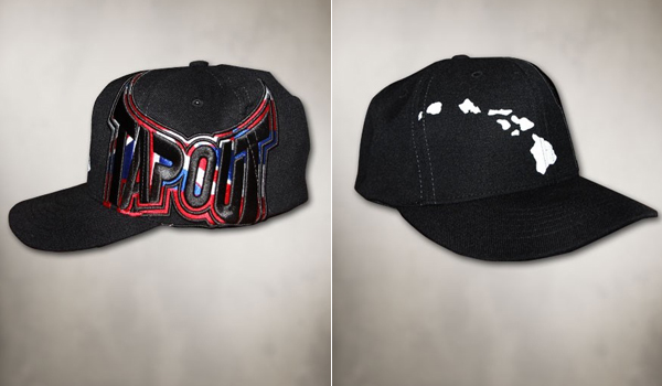 Tapout Hawaii Baseball Hat Fighterxfashion Com