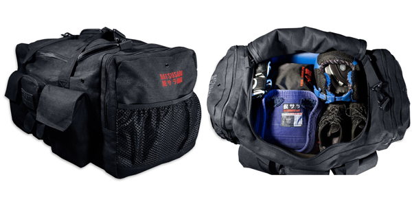 ecf5888587fc Datsusara PGB3 MMA Gear Bag – FighterXFashion.com