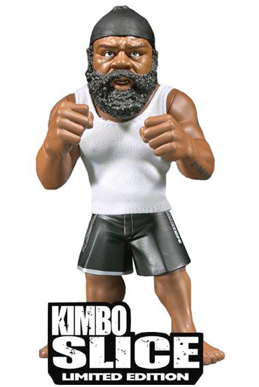 Round 5 X Kimbo Slice Limited Edition Action Figure