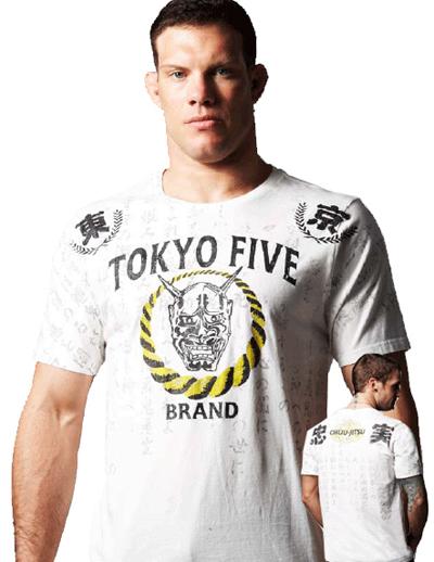 tokyo five chuu jitsu t shirt