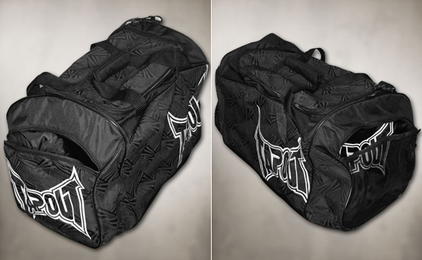 Tapout Equipment Bag Tapout Geo Gym Bag