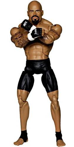 Jakks x houston alexander ufc action figure for Assassin tattoo houston