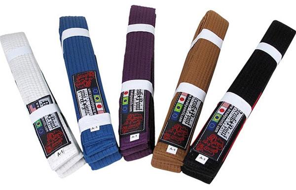 Break Point Jiu Jitsu Belts | FighterXFashion com
