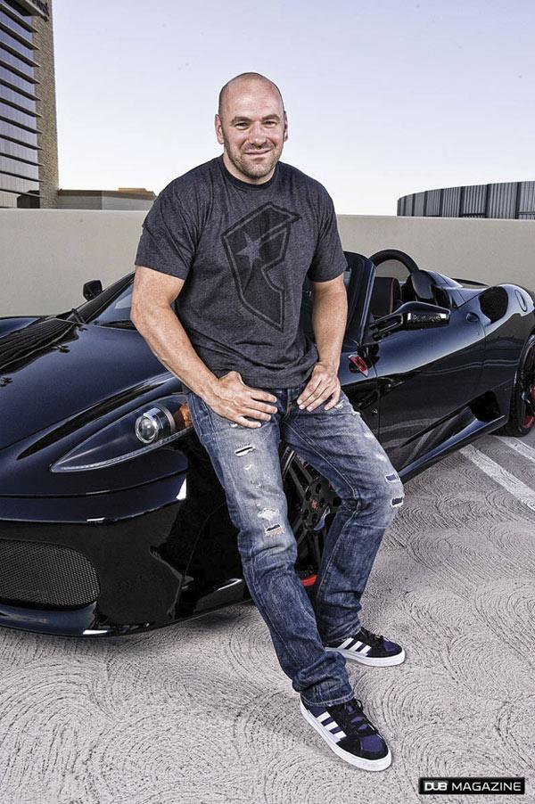 Dana White S Cars