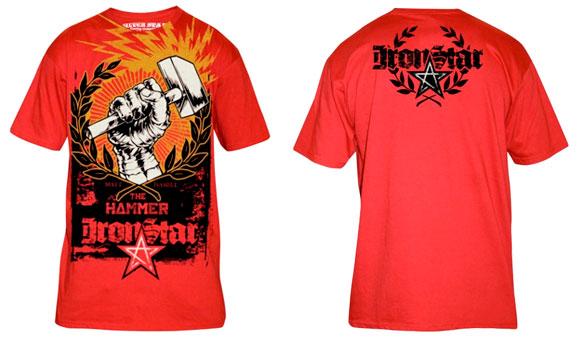 iron-star-matt-hamill-ufc-121-shirt