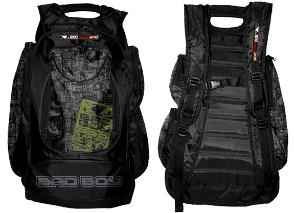 Bad Boy Pro Series Deluxe Backpack