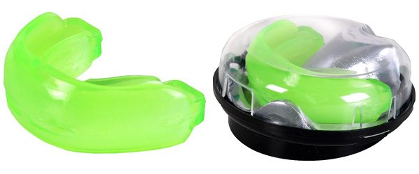 Green Mouth Guard
