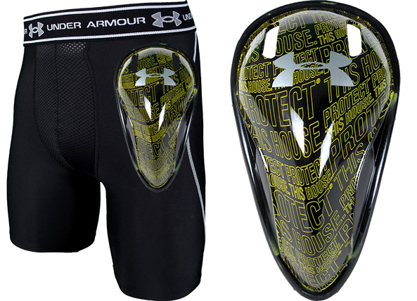 Under Armour Heatgear Compression Short Amp Cup