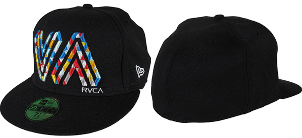 RVCA Hexascope New Era Hat