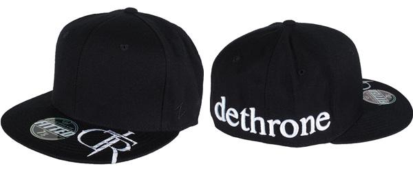 d8e3d2319cf Dethrone Royalty DTR Walkout Hat – FighterXFashion.com