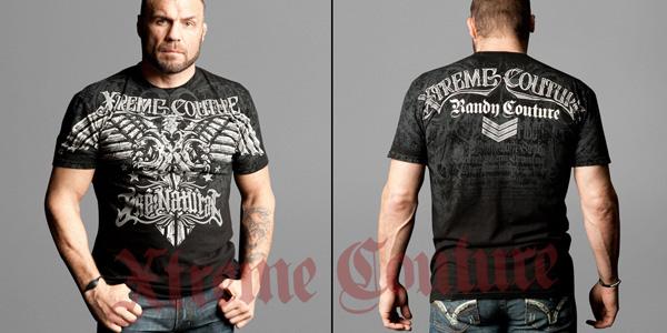 Randy Couture UFC 129 Walkout Shirt