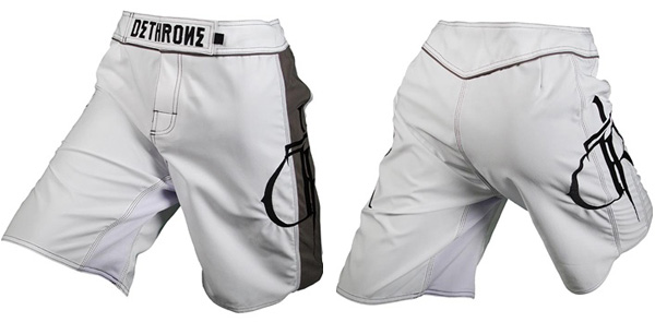 dethrone-fight-shorts-white